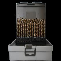 HSS-Co (kobalt) 41 részes  fémfúró készlet