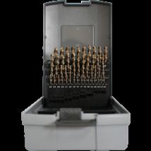 HSS-Co (kobalt) 50 részes  fémfúró készlet