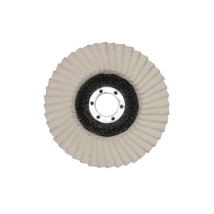 Filc polírozótányér különböző átmérőben