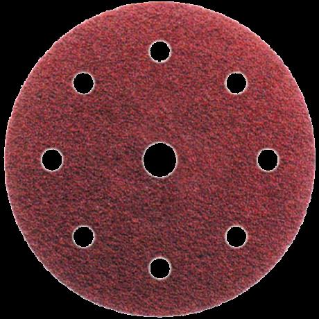 8+1 lyukú tépőzáras csiszolópapír D-150 különböző szemcsével