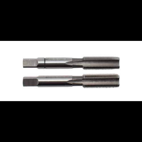 Kézi menetfúró MF, HSS-G DIN 2181, különböző méretekben