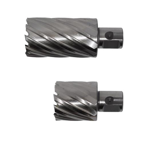 HSS maglyukfúrók D 31 - 40 mm átmérőben és különböző fúrásmélységben