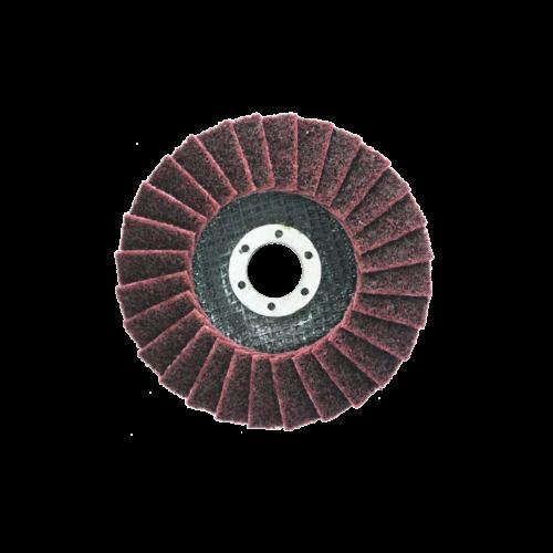 Csiszolótányér (vlies) közepes szemcsével többféle méretben