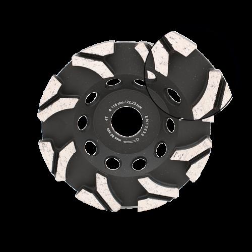 No. 1 Gyémántszemcsés betoncsiszoló különböző méretekben