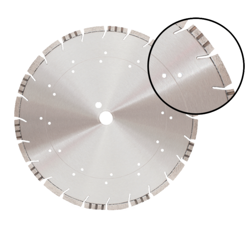 No. 3 Gyémánttárcsa különböző méretekben