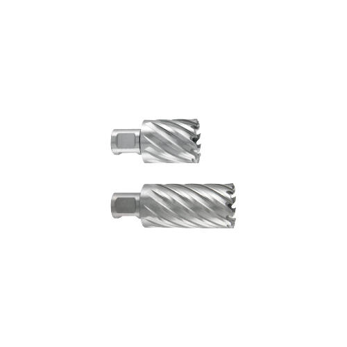 HSS maglyukfúrók D 21 - 30 mm átmérőben és különböző fúrásmélységben